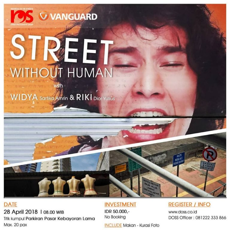 Workshop Vanguard Street Photo With Indonesia on the Streets